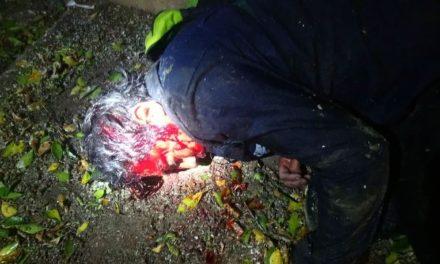 ¡Joven alcoholizado resultó lesionado tras varias caídas en Lagos de Moreno!