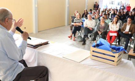 ¡Se realizó el Sexto Consejo Técnico Escolar en planteles de educación básica!