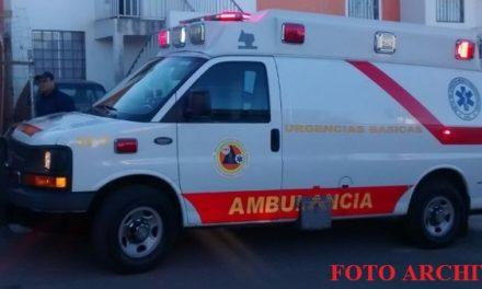 ¡Una joven quiso suicidarse cortándose las venas pero se arrepintió y pidió ayuda en Aguascalientes!