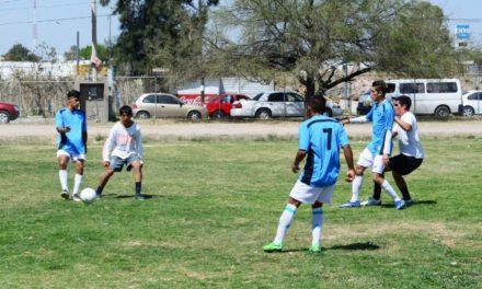 ¡Concordia y UCA lideran tabla de posiciones de fútbol en Liga Estatal Universitaria!