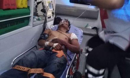 ¡Joven fue apuñalado varias veces por su compañero de parranda en Aguascalientes!