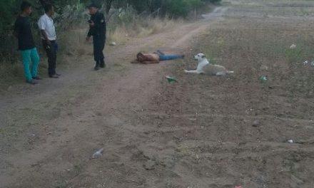 ¡Hallaron a un hombre herido a balazos en Aguascalientes!