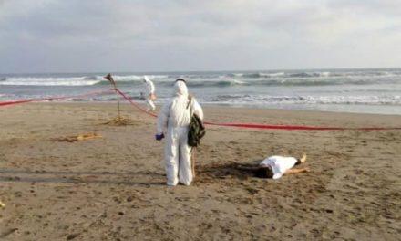 ¡3 hermanos vecinos de Lagos de Moreno murieron ahogados en una playa de Michoacán!