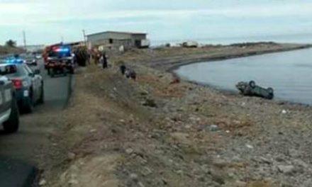 ¡Empleado originario de Aguascalientes se mató tras una volcadura en Baja California Sur!