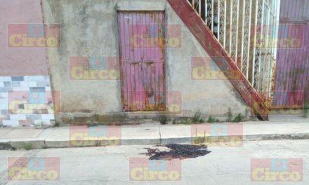 ¡En pleno Centro de Calera ejecutaron a un hombre que viajaba en su bicicleta!