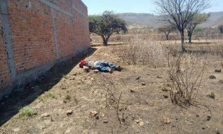 ¡Hallaron muerto a un adulto mayor en Jesús María, Aguascalientes, al parecer por causas naturales!