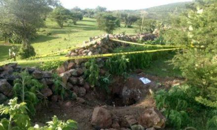 ¡Ya identificaron a 5 de los 13 cuerpos encontrados en las 8 fosas clandestinas en Zacatecas!