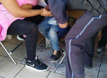 ¡Niño de 5 años de edad sufrió quemaduras en Aguascalientes por jugar con unos cerillos!