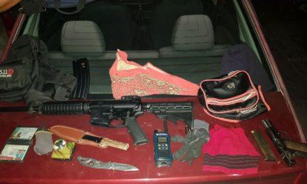 ¡Policías municipales detuvieron a 2 presuntos sicarios en Aguascalientes!