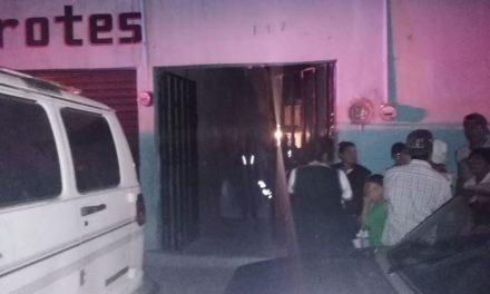 ¡Policías municipales rescataron a un hombre que intentó suicidarse en Aguascalientes!