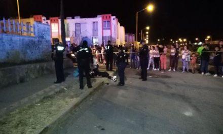 ¡Trágica riña en Aguascalientes: adolescente fue asesinado a batazos!