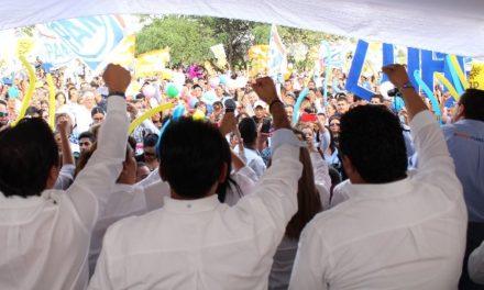 ¡Se registran ante el IEE candidatos a diputados locales de la Coalición por Aguascalientes al Frente!