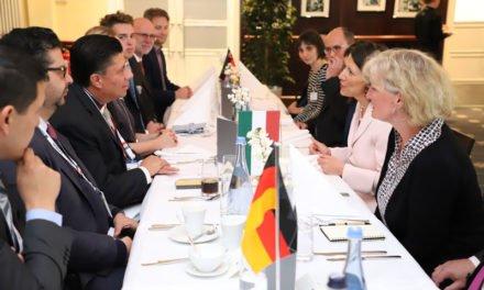 ¡Delegación industrial alemana visitará Aguascalientes en los próximos meses!