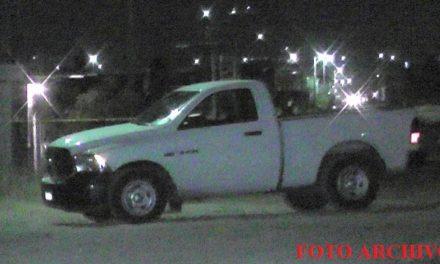 ¡Hombre fue ejecutado con armas de fuego larga y corta en Zacatecas!