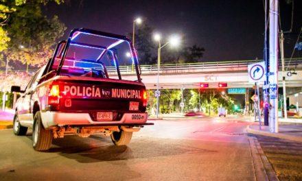 ¡Además de la vigilancia en la FNSM, Policía Municipal mantiene recorridos en toda la ciudad!