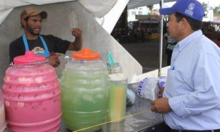 ¡Vigilará Salud Pública Municipal preparación higiénica de alimentos en la Feria Nacional de San Marcos!
