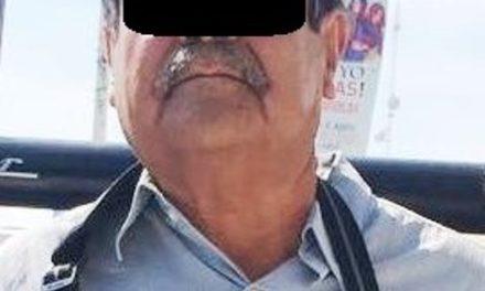 ¡Sexagenario fue detenido por atentados al pudor en Aguascalientes!