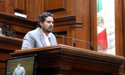 ¡Suman 40 iniciativas presentadas por el legislador del PRD, Iván Sánchez Nájera!