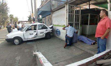 ¡Trágico accidente en Aguascalientes le costó la vida a una mujer de la tercera edad!