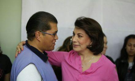 ¡Integrará Lorena Martínez agenda legislativa para el Senado con propuestas de trabajadores!