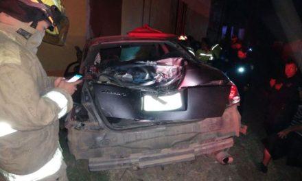 ¡Ya son tres jovencitas muertas tras el choque entre un auto y el tren en Aguascalientes!