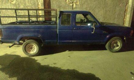 ¡Policías estatales capturaron a 4 sujetos que robaron varios vehículos de una pensión en Aguascalientes!