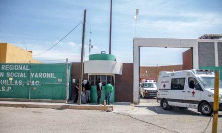 ¡Otra riña en el CERERESO de Zacatecas dejó 2 internos muertos y 4 lesionados!