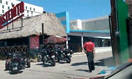"""¡Comando armado asaltó el restaurante """"El Costeñito"""" en la """"zona dorada"""" de Aguascalientes!"""
