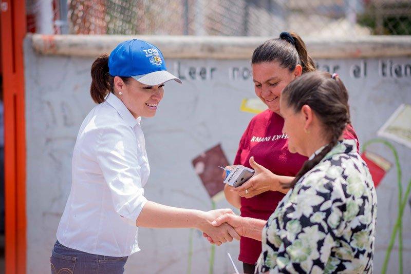 ¡Empoderamiento económico a las mujeres: Martha González!