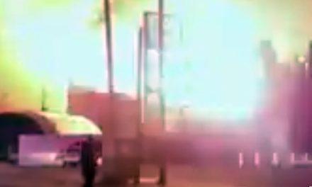 ¡Explotó la tienda Aurrera de Calera, Zacatecas!