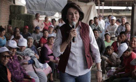 ¡Gasolina al alcance de todos ofrece Lorena Martínez!