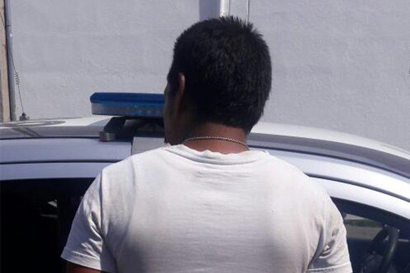 Detuvo la Policía Municipal de Aguascalientes a presunto responsable de robo de vehículo
