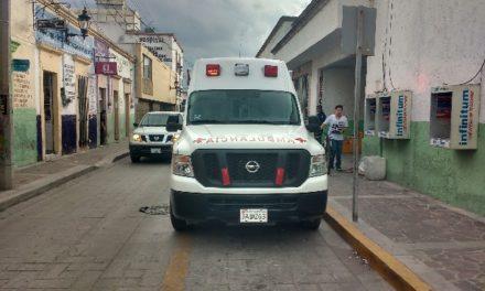 """¡Auto """"fantasma"""" atropelló y mató a adulto mayor en Lagos de Moreno!"""
