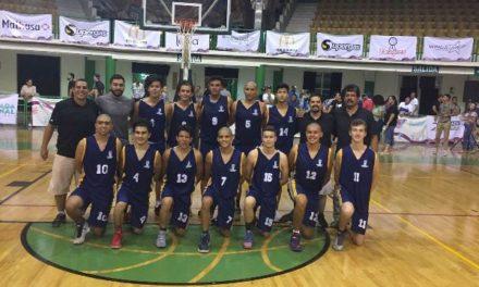 ¡Extraordinaria participación del equipo varonil de baloncesto en la Olimpiada Nacional 2018!