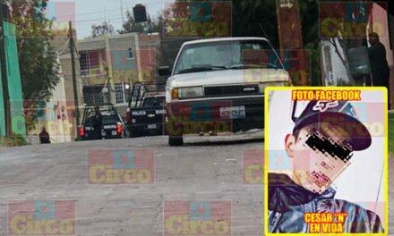 ¡Adolescente fue descuartizado en Lagos de Moreno!