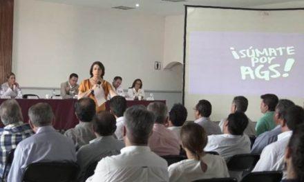 ¡Revisión integral y reforma a la Ley de Obra Pública compromete Lorena Martínez ante CMIC!