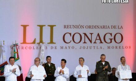 ¡Asistirá el gobernador a LIV Asamblea Ordinaria de la Conago en Tabasco!