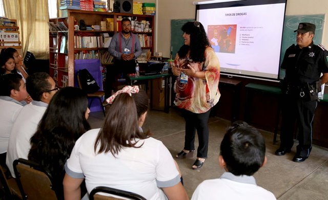 ¡DIF Municipal concientiza a menores sobre prevención de adicciones!