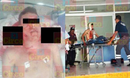 ¡Enfrentamientos en Lagos de Moreno dejaron un delincuente abatido y un policía lesionado!
