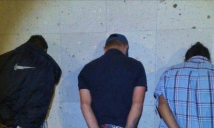 ¡La Policía Estatal de Aguascalientes desarticuló banda de robacoches!