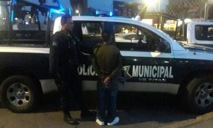 ¡Detuvieron a sujeto que robó dinero de las limosnas del Templo de San Marcos en Aguascalientes!