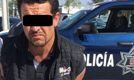 ¡Policías estatales detuvieron a 2 peligrosos delincuentes armados en Aguascalientes!