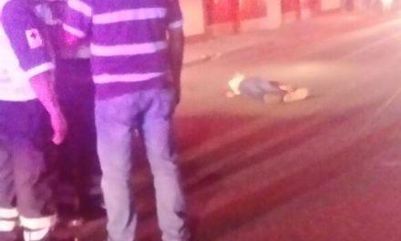 ¡Ejecutaron a balazos a un hombre frente a su esposa en Aguascalientes!
