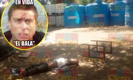 """¡Asesinaron al delincuente """"El Bala"""" en una casa-huachicolera en Lagos de Moreno!"""