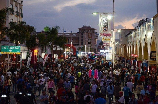 ¡Banda de violadores opera en la Feria Nacional de San Marcos en Aguascalientes!