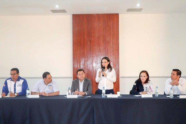 ¡Martha Márquez fortalecerá al sector de la construcción!