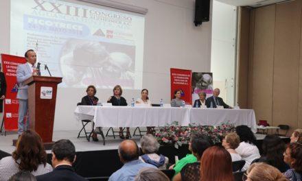 ¡El ISSEA apoya a la Federación Mexicana de Alzheimer en el XXIII Congreso!
