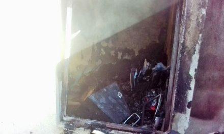¡Hombre murió calcinado tras incendiarse su casa en Lagos de Moreno!