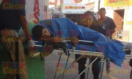 "¡Intentaron ejecutar a ""El Canelo"" en Lagos de Moreno de un balazo!"