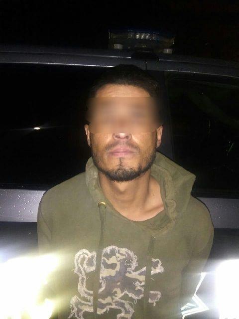 ¡Policías municipales detuvieron a sujeto que intentó asesinar a un bebé en Aguascalientes!